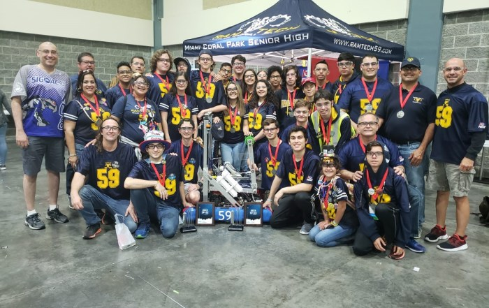 FRC South Florida pit