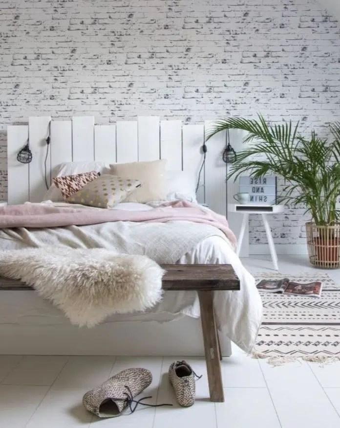 Tete De Lit En Palette 39 Inspirations Pour Votre Chambre