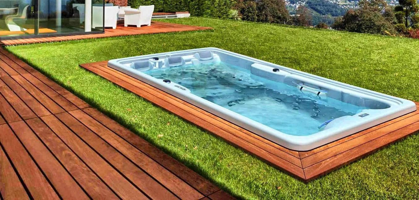 spa de nage types dimensions prix