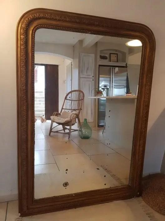 grand miroir ancien selection des