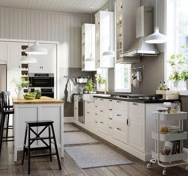 cuisine blanche ikea les meilleurs