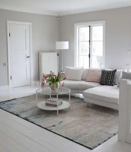tapis salon scandinave les plus beaux