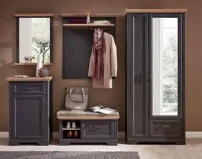 meuble d entree avec miroir selection