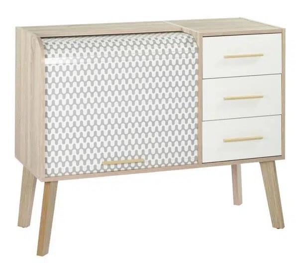 meuble d entree tendance scandinave