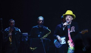 Boy George at the Mohegan Sun.
