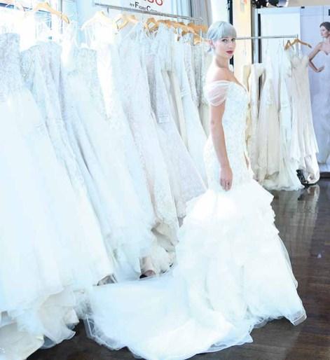 Mikaella Fiore Couture by Phillipe Matthew