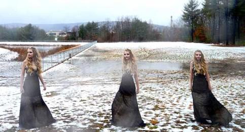 Model Savannah Voigt