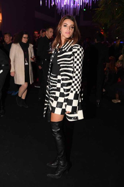 PARIS, FRANCE - NOVEMBER 30: A guest attends the After Party of the Victoria's Secret Fashion Show on November 30, 2016 in Paris, France. (Photo by Dimitrios Kambouris/Getty Images for Victoria's Secret)