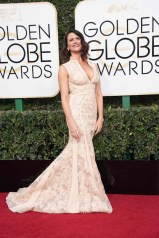 74th Golden Globes AwardsAmy Landecker attends the 74th Annual Golden Globe Awards at the Beverly Hilton in Beverly Hills, CA on Sunday, January 8, 2017.