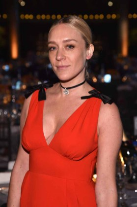 NEW YORK, NY - FEBRUARY 08: Actress Chloe Sevigny attends as Moet & Chandon Toasts to the amfAR New York Gala At Cipriani Wall Street at Cipriani Wall Street on February 8, 2017 in New York City. (Photo by Bryan Bedder/Getty Images for Moet & Chandon) *** Local Caption *** Chloe Sevigny