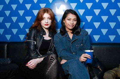 LONDON, ENGLAND - APRIL 21: (L-R) Nicola Roberts and Vanessa White attend the launch night of the new partnership between blu, e-vaping pioneers, and Ministry of Sound at the flagship London club on April 21, 2017 in London, England. (Photo by John Phillips/John Phillips/Getty Images for blu) *** Local Caption *** Nicola Roberts; Vanessa White