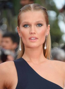 "CANNES, FRANCE - MAY 24: Toni Garrn attends the ""The Beguiled"" screening during the 70th annual Cannes Film Festival at Palais des Festivals on May 24, 2017 in Cannes, France. (Photo by Dominique Charriau/WireImage)"