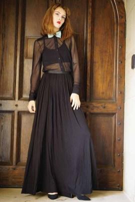 Maddux Hust wears a bowtie from Traveling Gentlemen's Boutique.