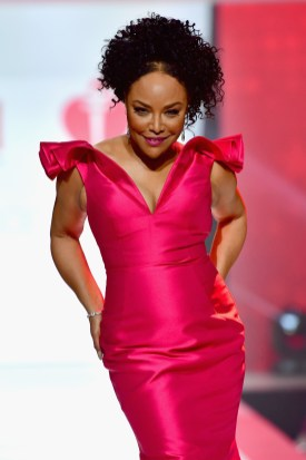 NEW YORK, NY - FEBRUARY 08: Actor Lynn Whitfield walks the runway during the American Heart Association's Go Red For Women Red Dress Collection 2018 presented by Macy's at Hammerstein Ballroom on February 8, 2018 in New York City. (Photo by Slaven Vlasic/Getty Images for AHA) *** Local Caption *** Lynn Whitfield