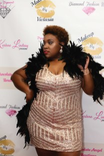Behind the scenes at The Great Gatsby vs Harlem Nights Fashion Gala.