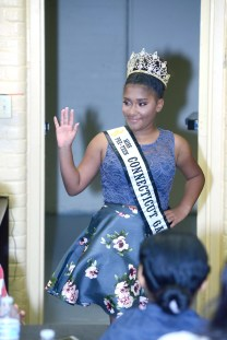 Miss Pre-Teen Connecticut Julissa Lee Rolon