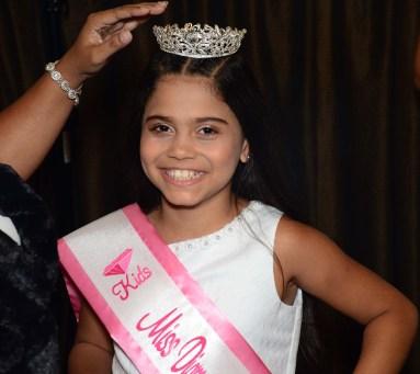 Kid Miss Diamond Fashion Week Arlyana Madera