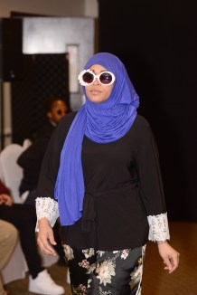 The Hijab Sister's Closet runway show
