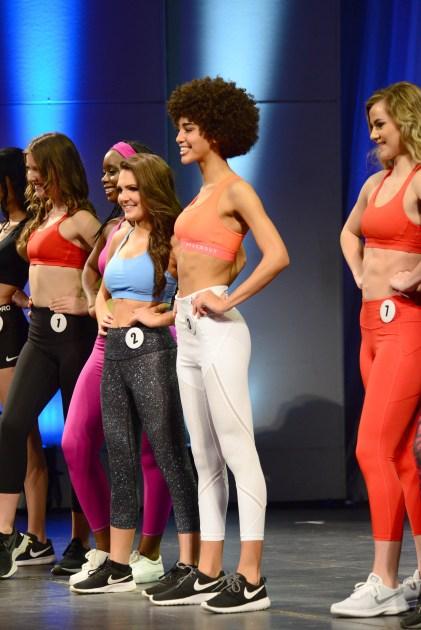Kaliegh Garris is the new Miss Connecticut Teen USA.