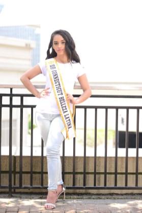 Lixsweth Angelliese Garcia, Teen Connecticut Belleza Latina.