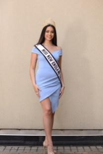 Areeana Colon, Miss New England Galaxy.