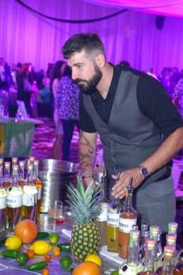 The Grand Tasting at 'The Wonder of the Cocktail' June 21 offered a variety of spirits and cocktails for guests at Foxwoods Resort Casino, Mashantucket, Conn.