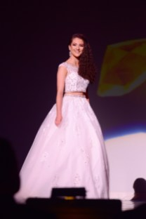 Lindiana Frangu, Miss Connecticut's Outstanding Teen