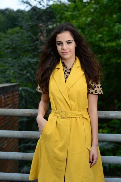 Model Monika Korbusieski