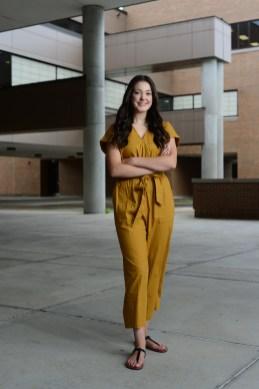 Model Allie Maisto