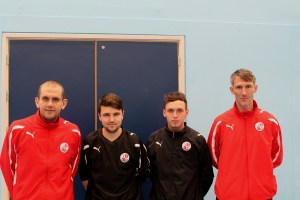 A collection of CTFC Community Coaches!
