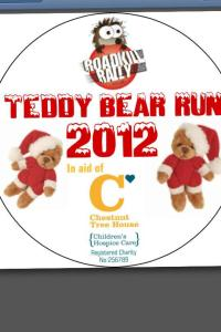 Teddy Bear Run poster