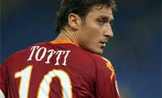 ....with added Totti...