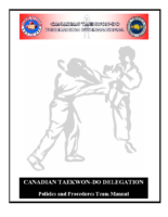 CTFI Canadian Team Manual – 2017 10