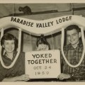 Charlie and Carol Conrad honeymoon 1959