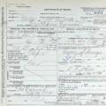 PA Death Certificate - Catharine Conrad 1910