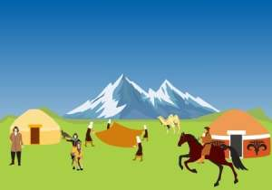 Village of nomads
