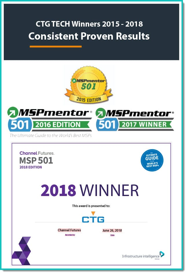 Managed IT Services Provider Awards