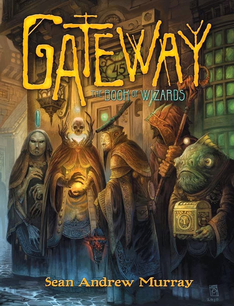 Gateway Book of Wizards