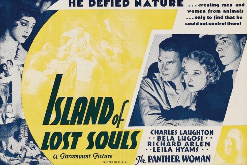 Island of Lost Souls Golden Age Horror We Belong Dead