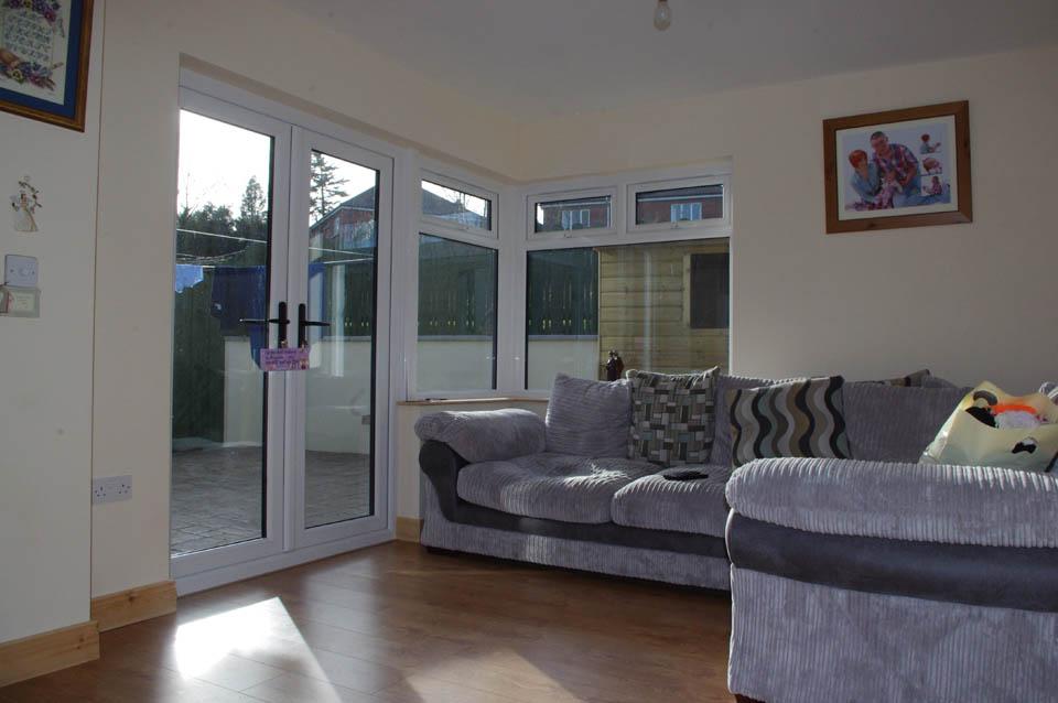 Corner Windows Light Colin Lindsay Architect Richhill