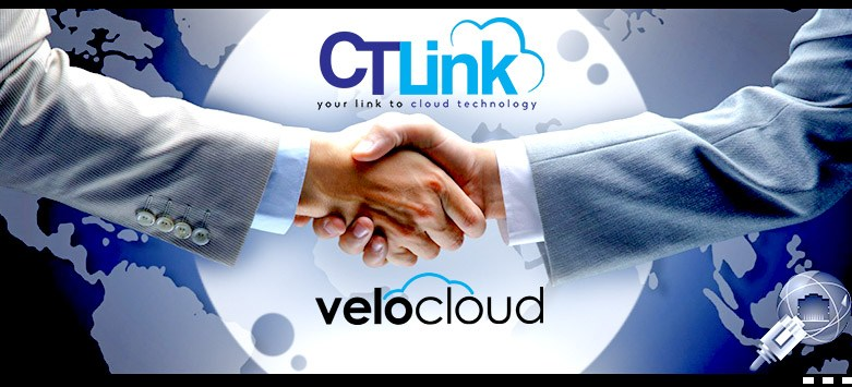 CT Link Systems Partners with VeloCloud for SD-WAN