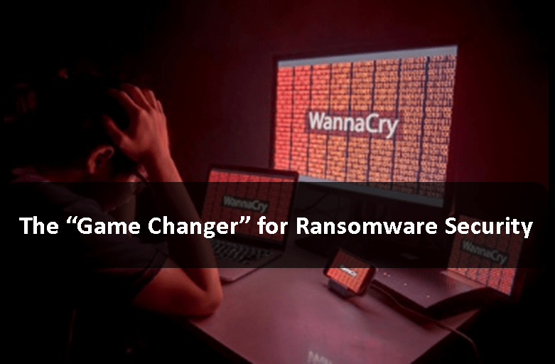 "Unitrends backup and recovery products is a ""game changer"" against Ransomware"
