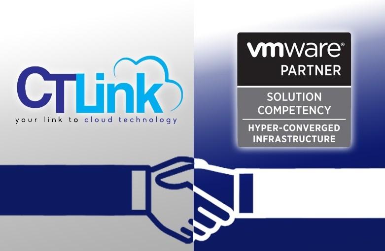 CT Link Becomes a VMware Enterprise Partner!
