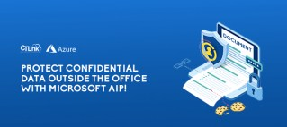 Protect Confidential Data outside the office with Microsoft AIP!