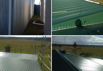 insurance roof works sunshine coast
