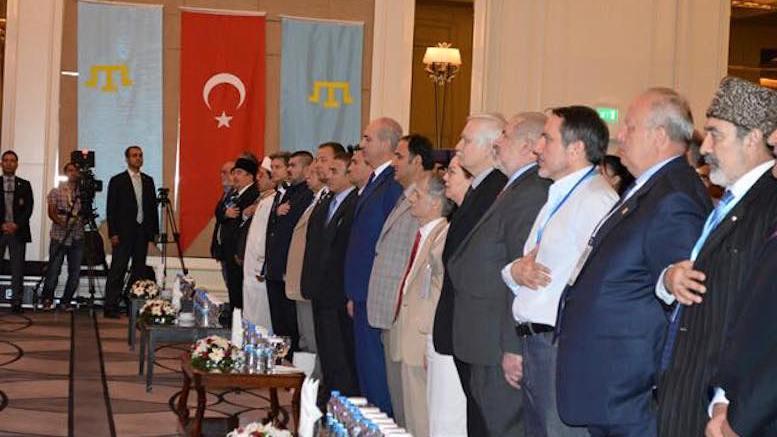 Liderii tătarilor vin la Constanța. FOTO Facebook / UDTTMR