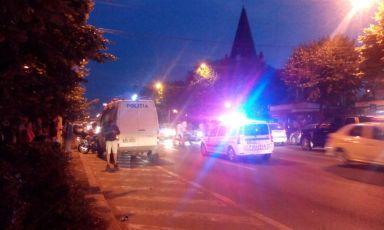 Accident rutier cu 3 victime în zona Dacia din Constanța