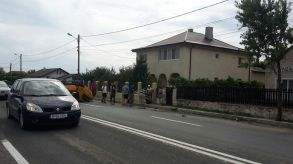 Accident în localitatea 23 August pe data de 23 august