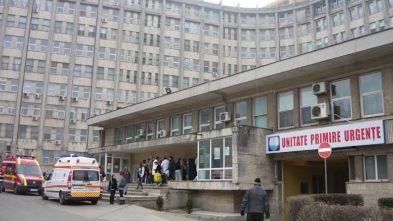 Spitalul de Urgență Constanța. FOTO cugetl iber
