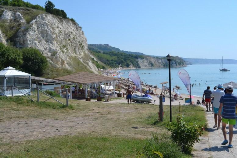 Plaja Sf Gheorghe din Bulgaria. FOTO Adrian Boioglu